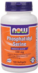 Phosphatidyl Serine - 100 Softgels, NOW Foods
