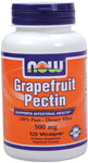 Grapefruit Pectin 500 mg Vegetarian - 120 VCaps, NOW Foods