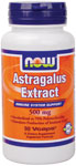 Astragalus 500 mg - 90 VCaps, NOW Foods