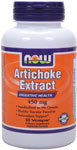 Artichoke Extract 450 mg - 90 VCaps, NOW Foods