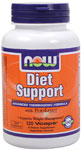 Diet Support - 120 VCaps, NOW Foods