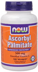 Ascorbyl Palmitate 500 mg - 100 VCaps, NOW Foods