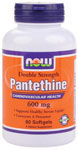 Pantethine - 600 mg 60 Softgels, NOW Foods