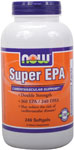 Super EPA - 240 Softgels, NOW Foods