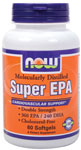 Super EPA - 60 Softgels, NOW Foods