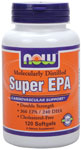 Super EPA Double Strength - 120 Softgels, NOW Foods