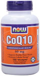 CoQ10 60 mg - 180 VCaps, NOW Foods