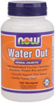 Water Out - 100 VCaps, NOW Foods