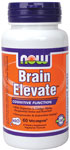 Brain Elevate Vegetarian - 60 VCaps, NOW Foods
