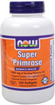 Super Primrose 1300 mg - 120 Softgels, NOW Foods