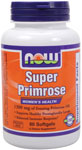 Super Primrose Oil 1300 mg - 60 Softgels, NOW Foods