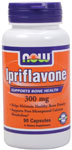 Ipriflavone 300 mg - 90 Capsules, NOW Foods