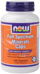 Full Spectrum Minerals - 120 Capsules, NOW Foods