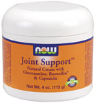 Joint Support Cream - 4 oz., NOW Foods