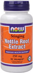 Nettle Root Extract 250 mg Vegetarian - 90 VCaps, NOW Foods