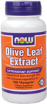 Olive Leaf Extract 500 mg with Echinacea - Vegetarian - 100 VCaps, NOW Foods