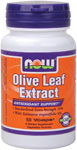 Olive Leaf Extract Extra Strength - Vegetarian - 50 VCaps, NOW Foods