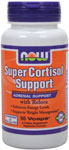 Super Cortisol Support with Relora - 90 VCaps, NOW Foods