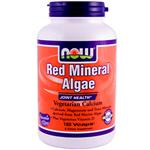 Red Mineral Algae - 180 VCaps, NOW Foods