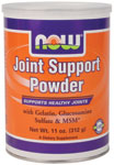 Joint Support Powder- 11 oz., NOW Foods