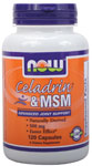 Celadrin & MSM 500 mg - 120 Capsules, NOW Foods