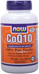 CoQ10 100% Pure Powder - 1 oz., NOW Foods