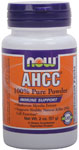 AHCC 100% Pure Powder - 2 oz., NOW Foods