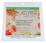 Mineral Baths 1 oz. � Cellu-Lite � 12 Ct.