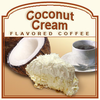 Coconut Cream Flavored  Coffee (1lb bag)