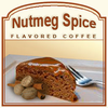 Nutmeg Spice Flavored Coffee (1lb bag)