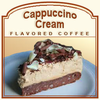 Cappuccino Cream Flavored Coffee (1lb bag)