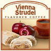 Vienna Strudel Flavored Coffee (1lb bag)