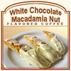 White Chocolate Macadamia Nut Flavored Coffee (1lb bag)