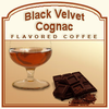 Black Velvet Cognac Flavored Coffee (1lb bag)