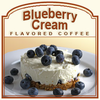 Blueberry Cream Flavored Coffee (1lb bag)