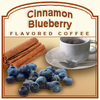 Cinnamon Blueberry Flavored Coffee (1lb bag)