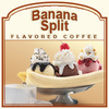 Banana Split Flavored Coffee (1lb bag)