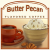 Butter Pecan Flavored Coffee (1lb bag)