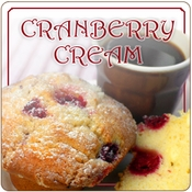 Cranberry Cream Flavored Coffee (5lb bag)