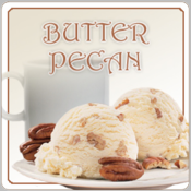 Decaf Butter Pecan Flavored Coffee (1/2lb bag)
