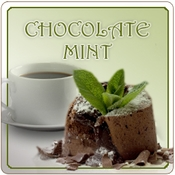 Decaf Chocolate Mint Flavored Coffee (1lb bag)
