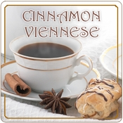 Decaf Cinnamon Viennese Flavored Coffee (1lb bag)