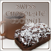 Swiss Chocolate Coconut Flavored Coffee (1/2lb bag)