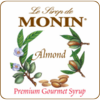 Monin Almond Syrup 750ml