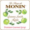 Monin Granny Smith Apple Syrup 750ml