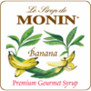 Monin Banana Syrup 750ml