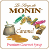 Monin Caramel Syrup 750ml
