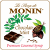 Monin Chocolate Mint Syrup 750ml