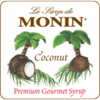 Monin Coconut Syrup 750ml