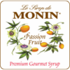 Monin Passion Fruit Syrup 750ml